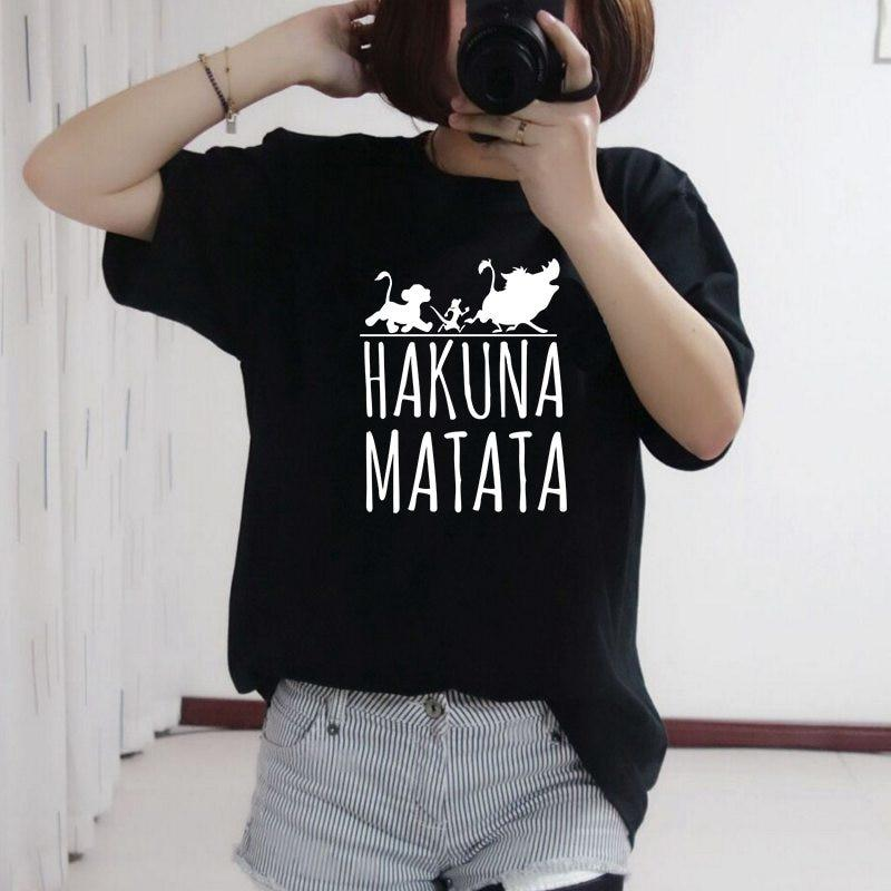 Camiseta Hakuna Matata El Rey León 5