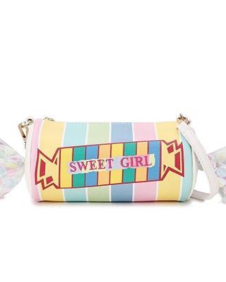 Bolso kawaii en forma de caramelo