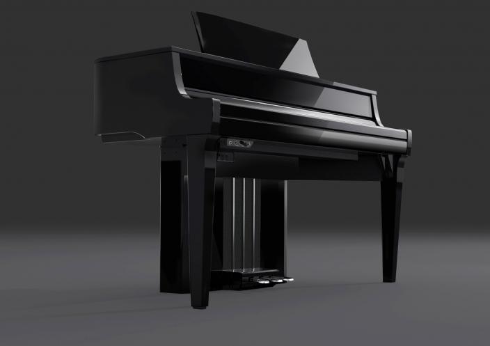 En colaboración con la compañía ONKYO, Kawai lanza el piano híbrido: NOVUS N-10