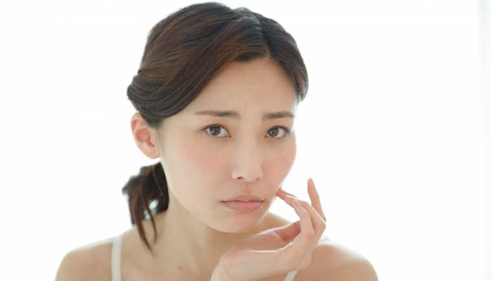 大人アトピー性皮膚炎イメージ画像