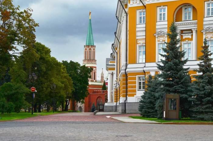 Como é a decoração russa