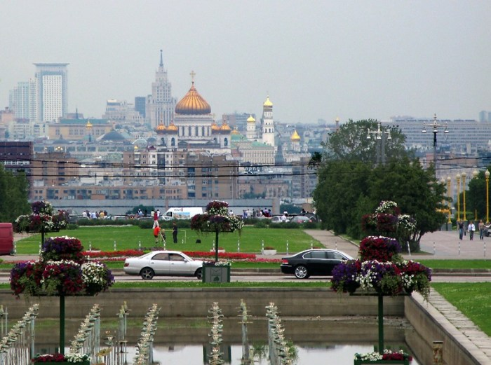 Hotel Hyatt Moscow na Rússia