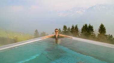 Hotel Villa Honegg na Suíça: hotel de luxo nos alpes suíços