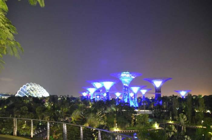 Dicas de passeios românticos à noite em Singapura
