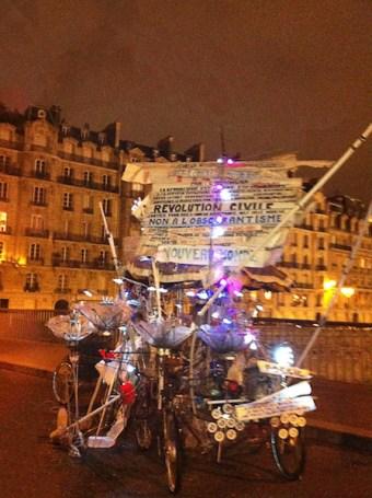 obras de arte em Paris