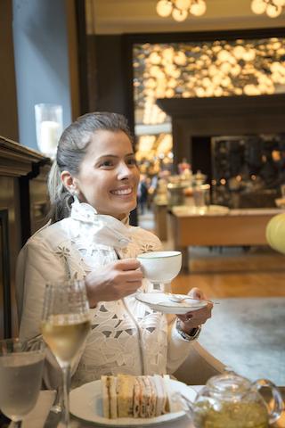 Quanto custa um chá da tarde em Londres