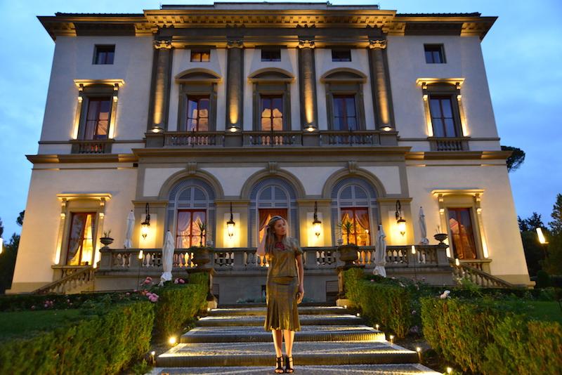 Hotel de luxo em Florença