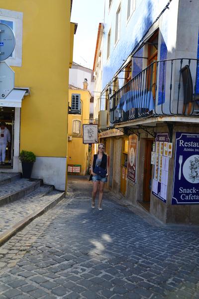 Viagem de um dia em Sintra