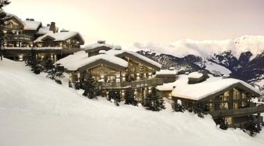 Hotel de Luxo em Courchevel, Le K2 concorre por prêmio mundial!