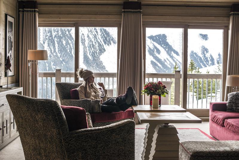 Hotel Le K2 para casais na França
