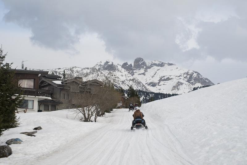Dicas de passeios na neve na França