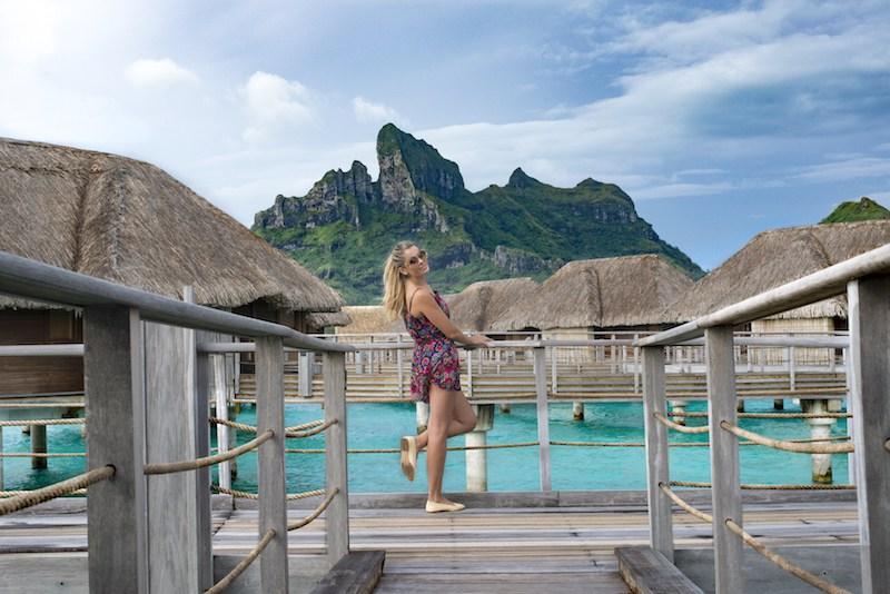 onde se hospedar em Bora Bora