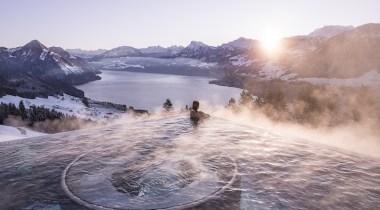 Villa Honegg hotel de luxo na Suíça