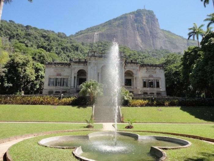Pargue Lage Rio de Janeiro