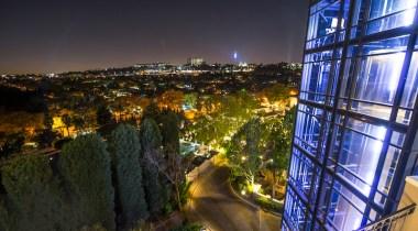 Joanesburgo à noite