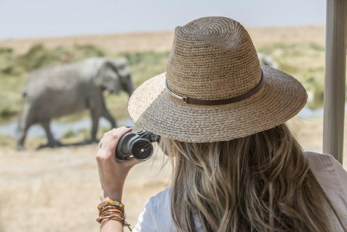 Safári no Serengeti