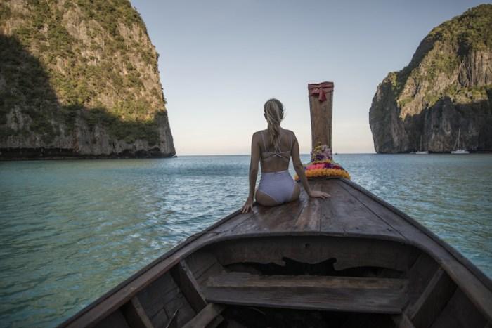 Como ir pra Maya bay na Tailândia