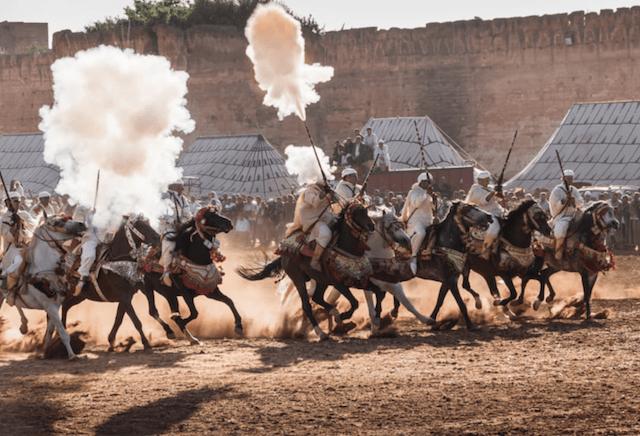 Lugares pra conhecer no Marrocos