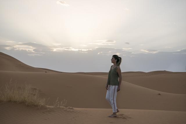 viagem para o deserto do Saara no Marrocos