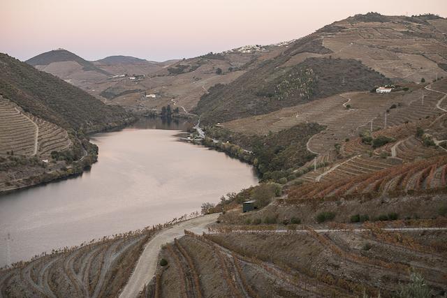 Como ir para o vale do Douro