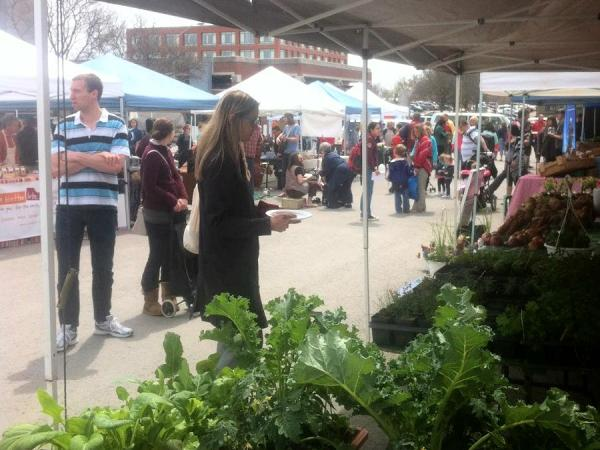 Peterborough Downtown Farmers' Market reopens for season ...