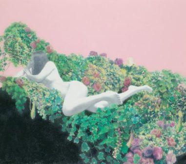 「花篭る幻視」(2015)