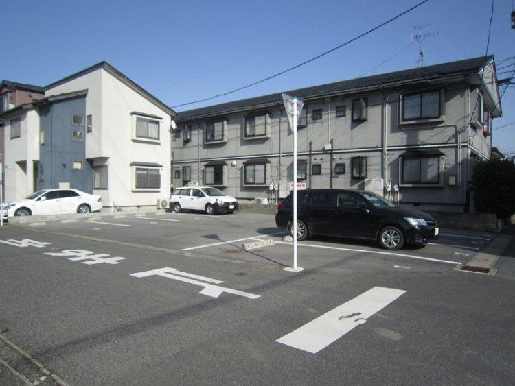 紫竹5駐車場