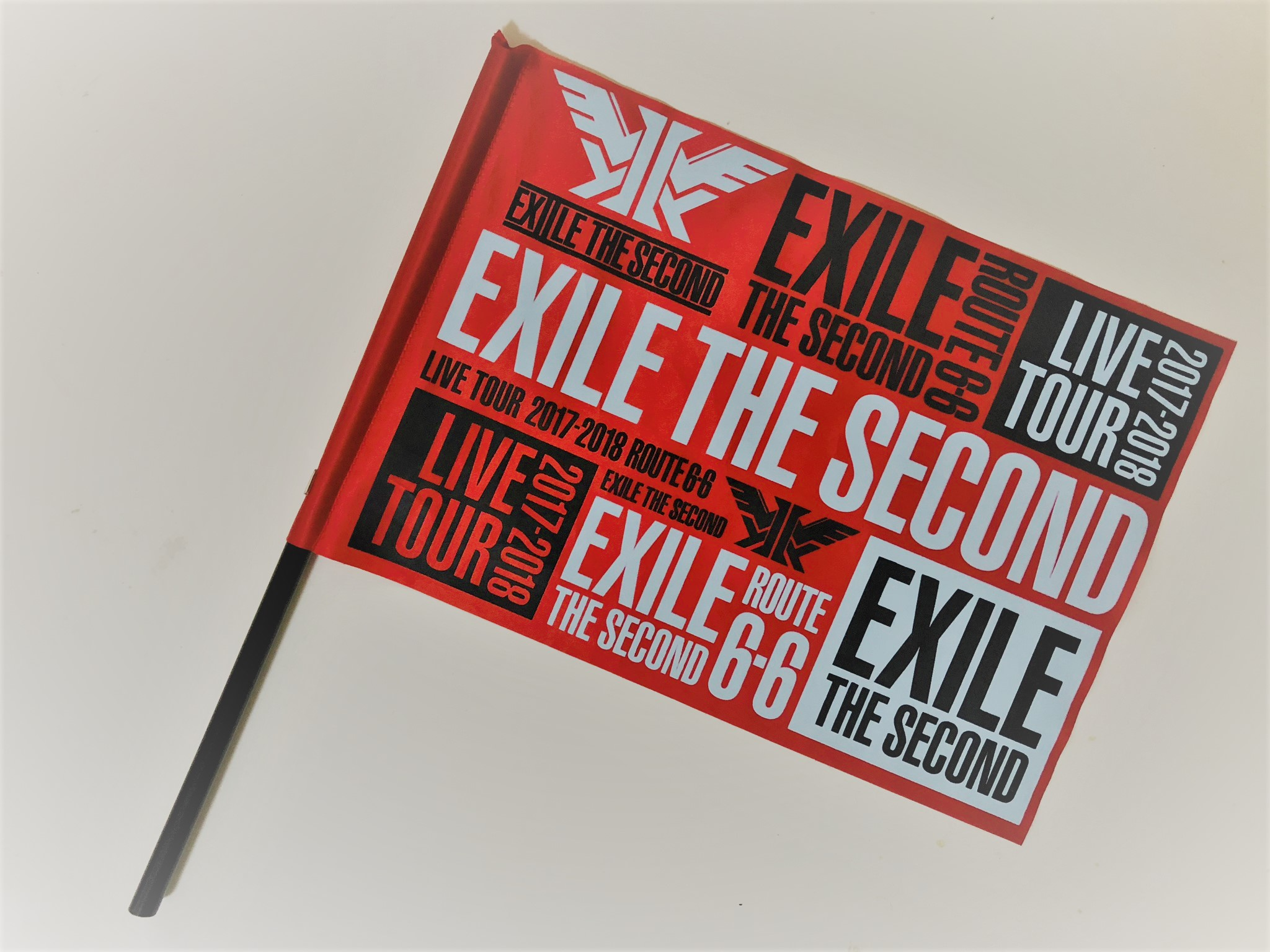 exile セカンド ライブ