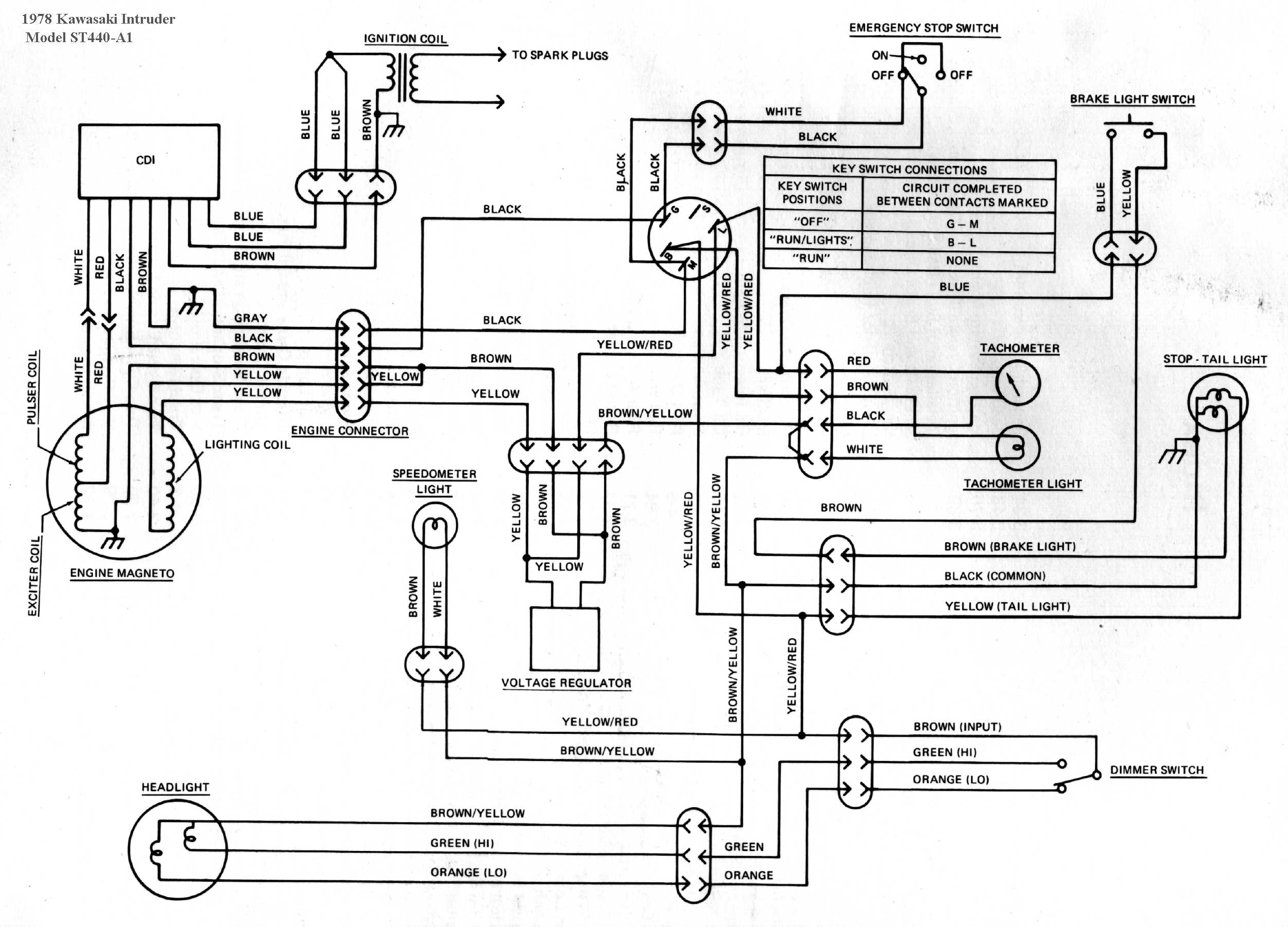 Snowmobile Wiring Diagrams