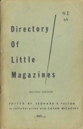 Directory Small Press 2ed