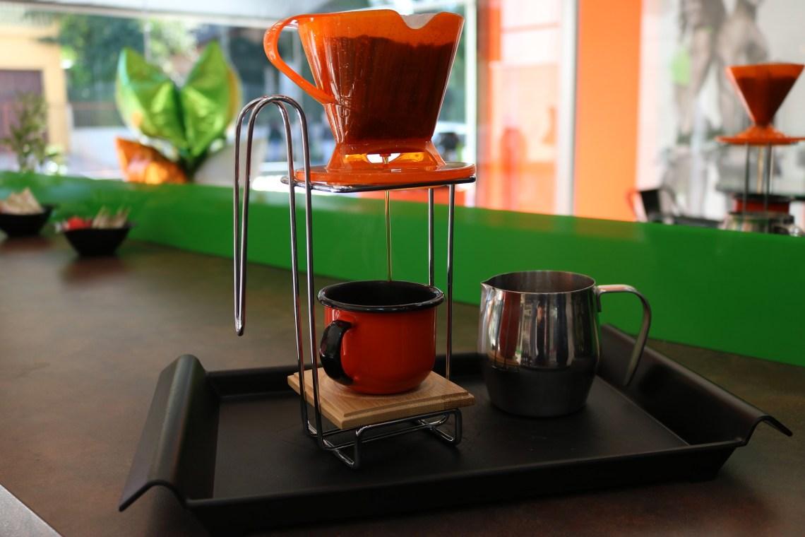 kawa z filtra