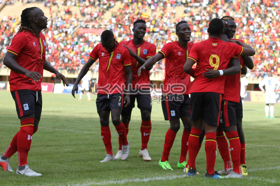 Uganda Cranes Move Up Four Places In Latest FIFA Rankings