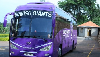 wakiso Bus