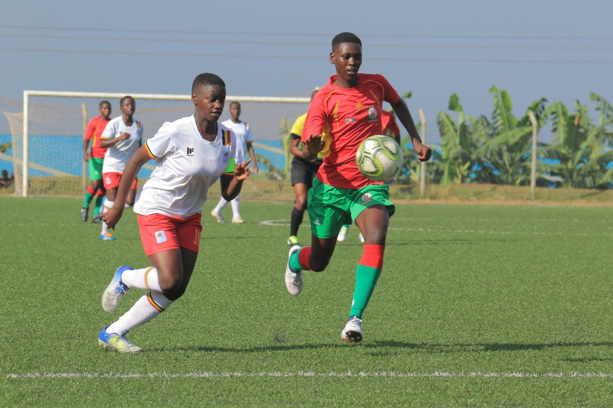 CECAFA U17 Girls' Championship: Nalukenge bags hat trick ...