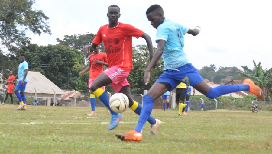 KCCA whip Entebbe Soccer Academy in build-up duel