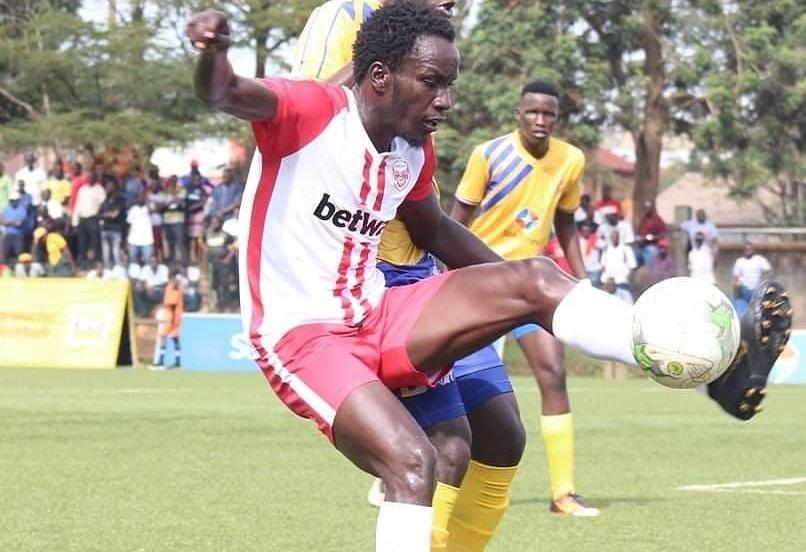 Midfielder Isaac Doka returns to Admin Football Club