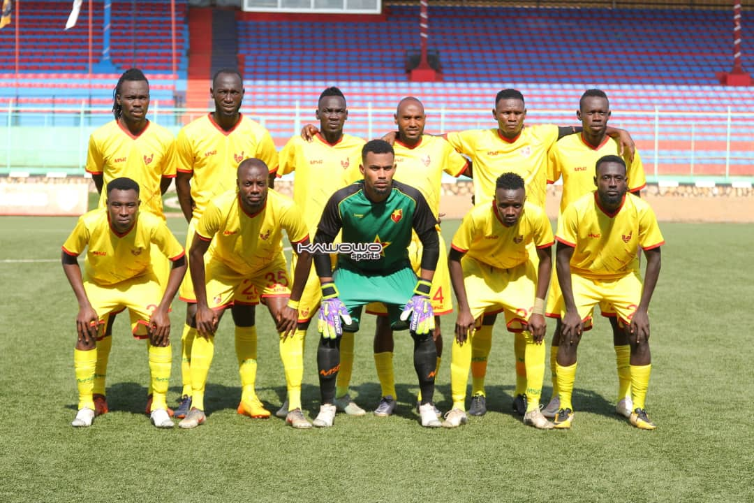 Al Merrikh 1-0 Express: Red Eagles bow out of CAF Champions League