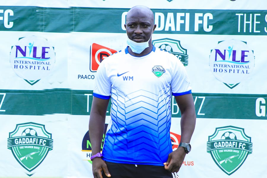 Wamboya sets top ten target at Gaddafi in maiden Uganda Premier League appearance