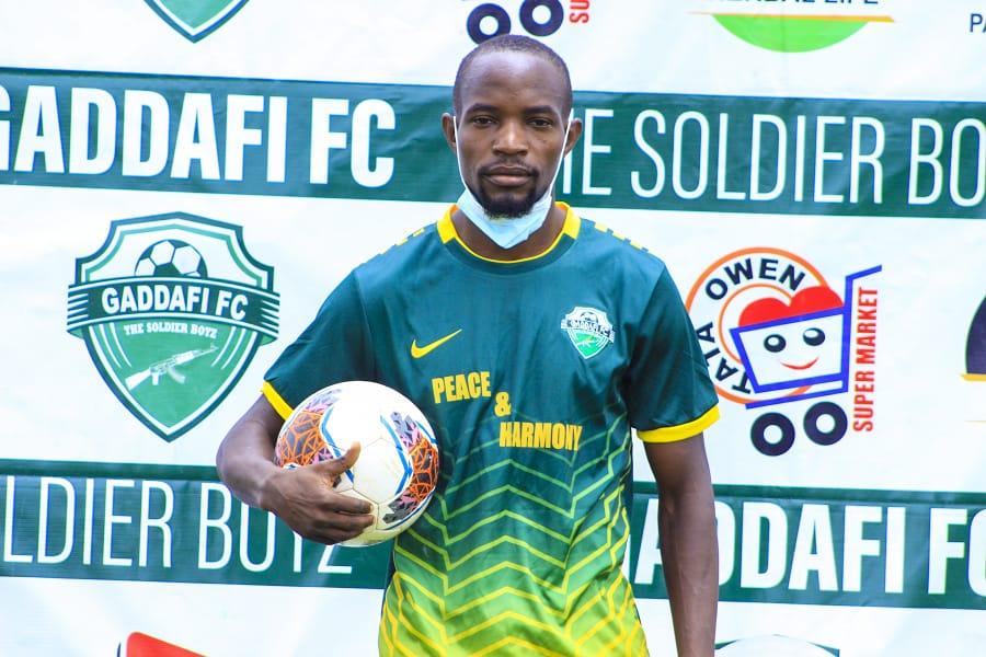 Forwards Muwawu, Mpanga among new recruits at Gaddafi Football Club
