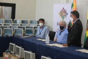 Ayuda España a Bolivia