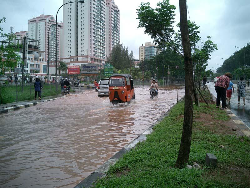 Benarkah Jakarta Akan Tenggelam??? (1/6)
