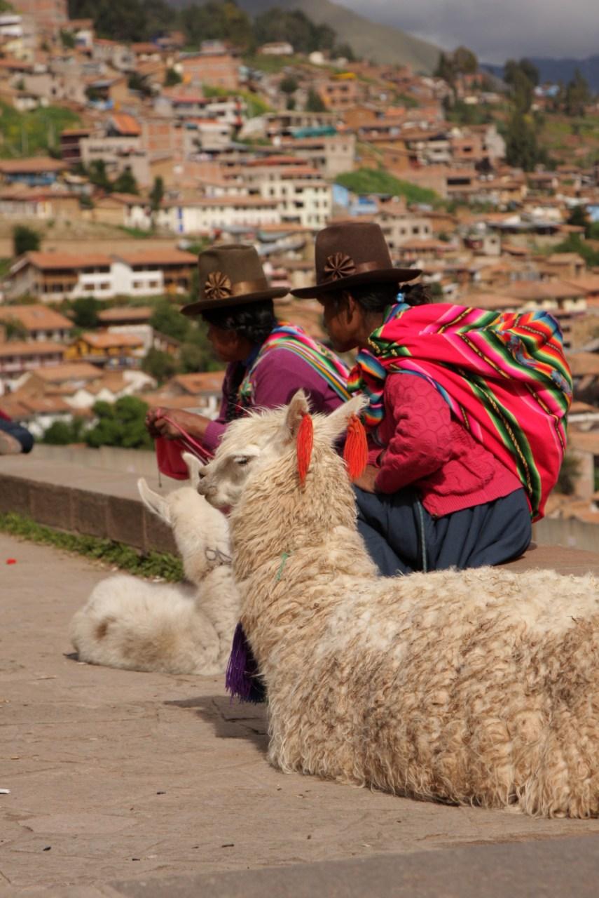 Breeze in Cusco