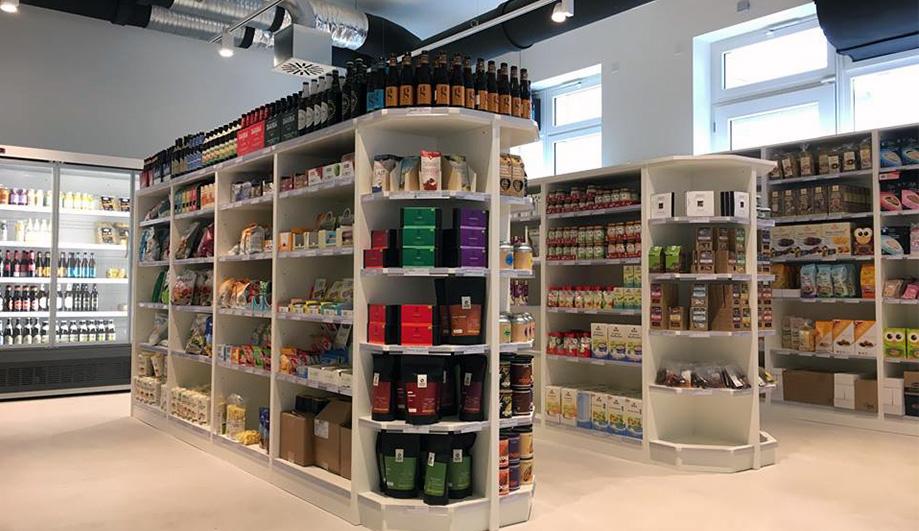 Hamburgs erster glutenfreier Supermarkt - G(l)ut'n'free