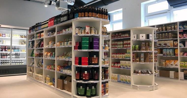 Hamburgs first glutenfree Supermarket –  Glut'n'free