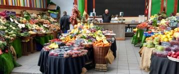 Obst und Gemüse auf dem Borough Market