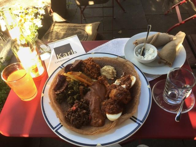 Karls Café & Weine Essen