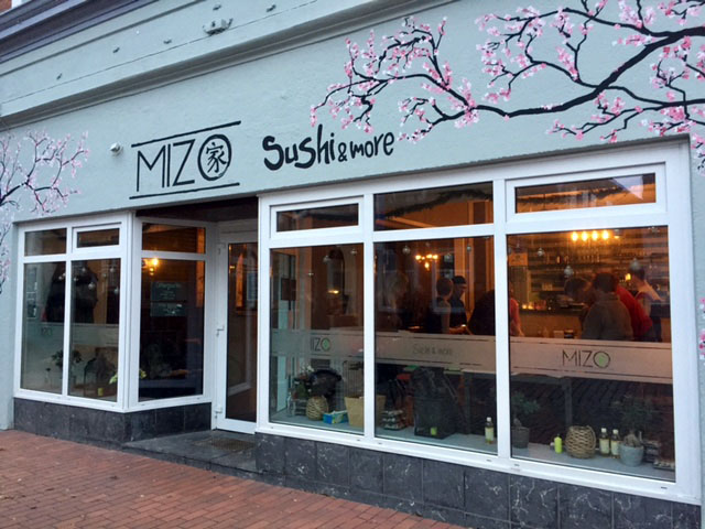 MIZO - Sushi Kurs Location