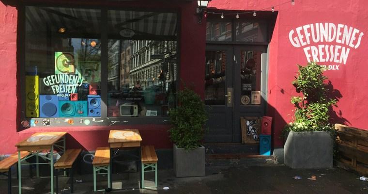 Rapper Restaurant im Karolinenviertel – Gefundenes Fressen