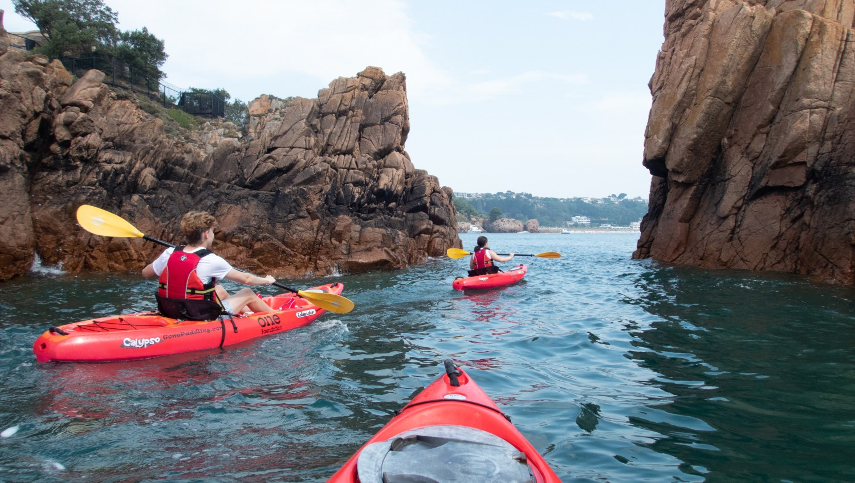Photo of Kayak Tour on sit on tops.