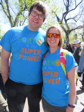 Santa Fe March for Science